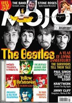 Picture of Beatle's Magazine: Mojo Magazine