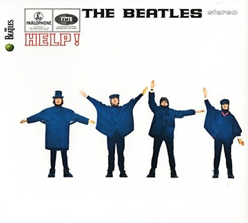 Picture of Beatles LP Help! (2012 Remaster) LP/RECORD/