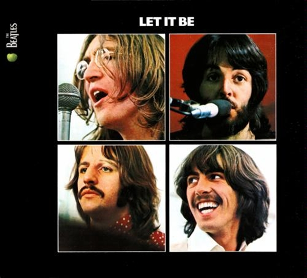 Picture of Beatles CD Let it Be (2009 Remaster)