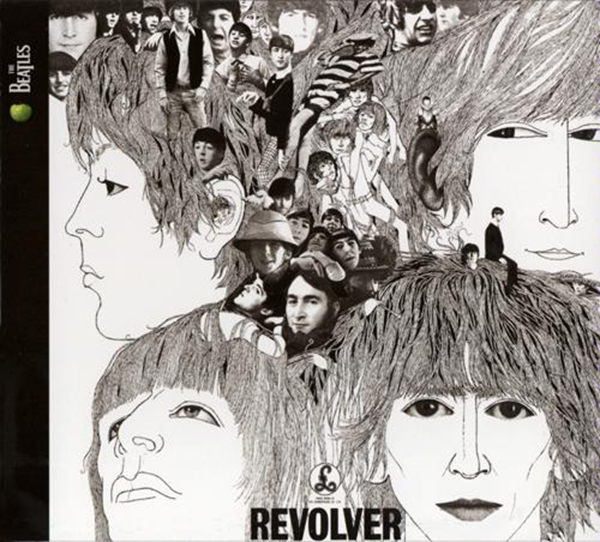 Picture of Beatles CD Revolver (2009 Remaster)