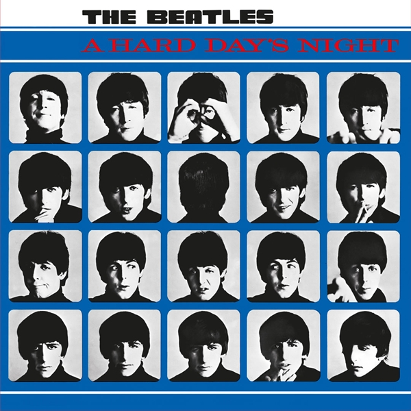 Picture of Beatles Calendar: 2014 A Hard Day's Night Calendar (in the record sleeve)