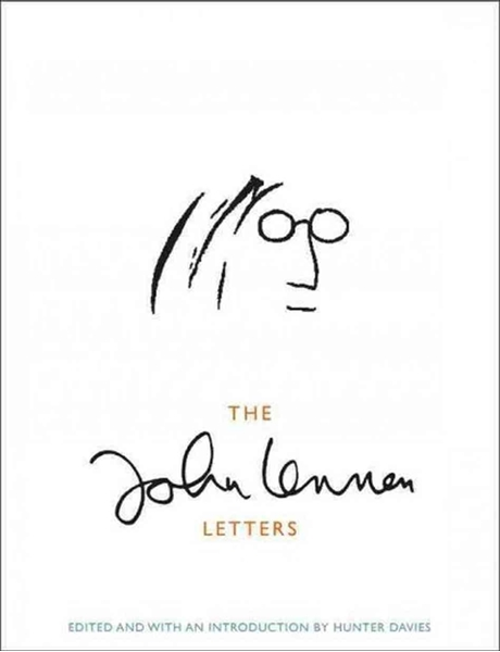 Picture of Book Review: The John Lennon Letters by Hunter Davies