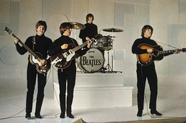 The Beatles 50 Years Ago Today