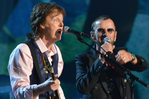 Paul McCartney Hints At Ringo Starr Joining Him On Stage