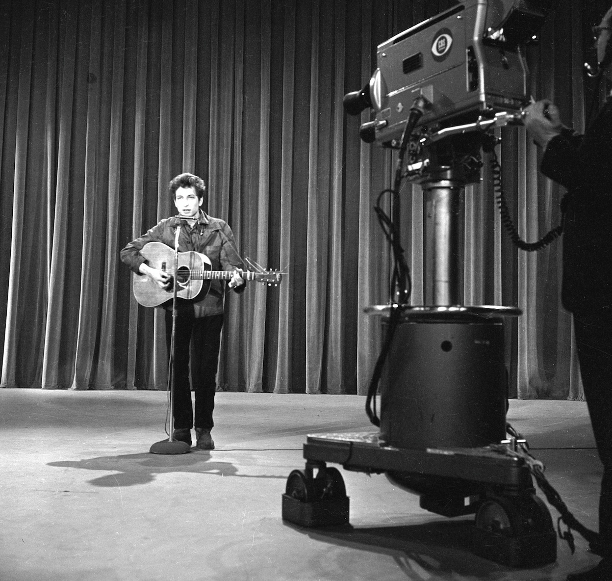 May 12 1963 Bob Dylan Walks Off The Ed Sullivan Show Beatles Radio Solos Covers Birthdays News Fab 4 And More